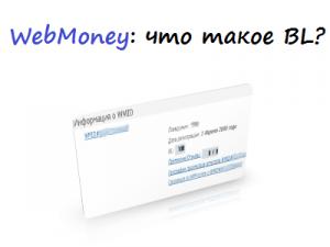WebMoney-что-такое-BL?