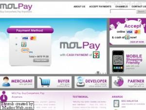 Компания MOLPay